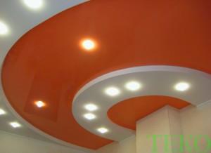 ТЕКО - оранжевый глянец