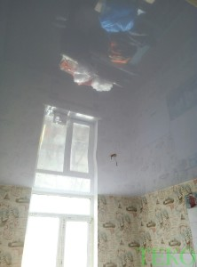 потолок в кухню