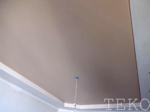натяжные потолки теко