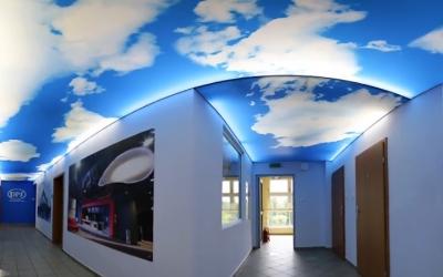 Установка натяжных потолков в Одессе