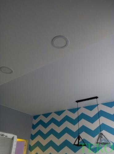 Матоый натяжной потолок